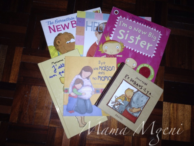 Watermarked Photo baby books